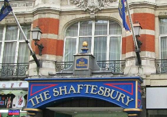 Shaftesbury Piccadilly Hotel