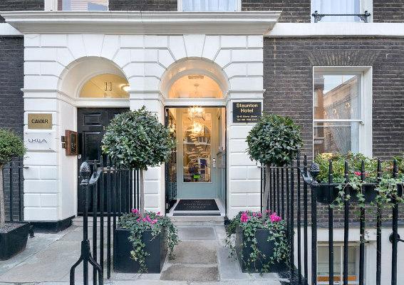 Staunton Hotel London