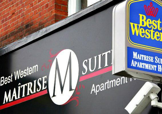 Maitrise Suites & Apartment Hotel Ealing