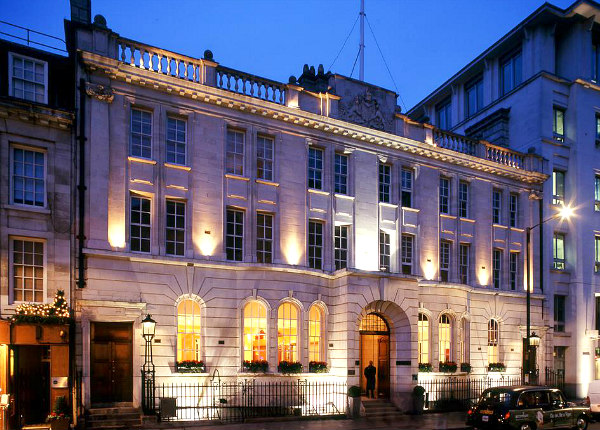 Courthouse DoubleTree by Hilton London Regent Streat