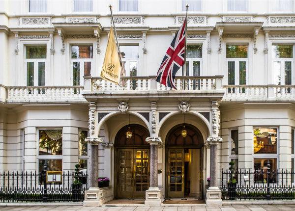 The Bentley London, A Hilton Hotel & Hi-Life Diner
