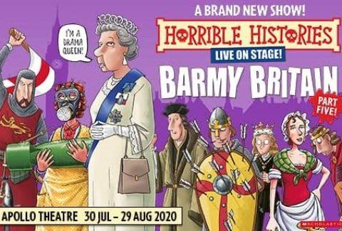 Horrible Histories: Barmy Britain – Part Five!