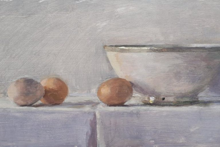 Paintings: Italy, England, Still Life