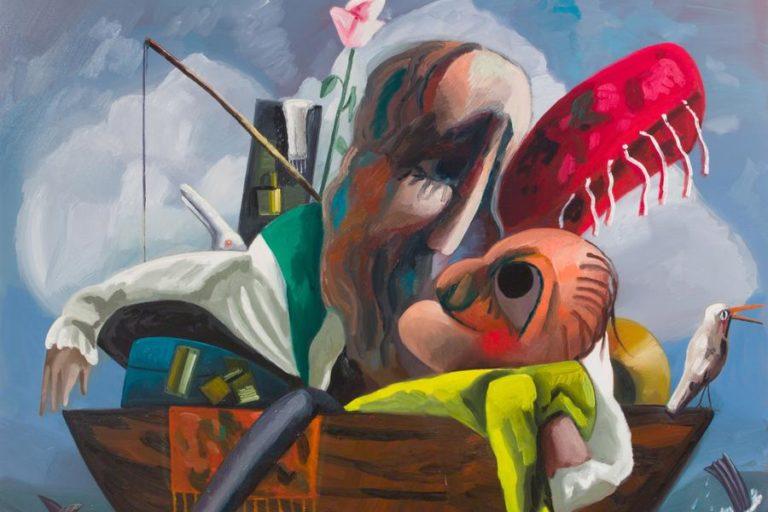 Radical Figures: Paining In The New Millennium