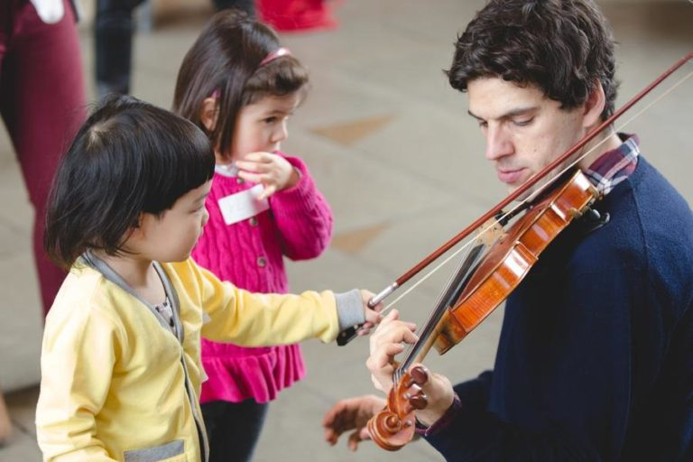 Storytelling And Music Sessions For 0-4 Year Olds