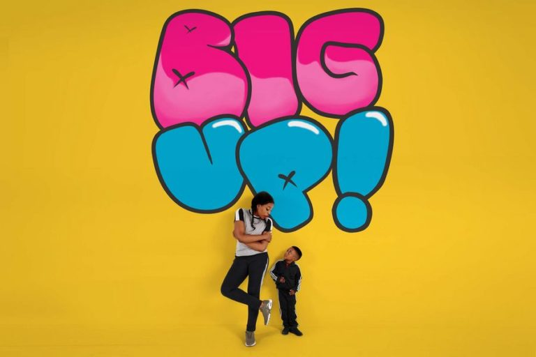Big Up: Theatre-Rites & 20 Stories High (Ages 3-6)