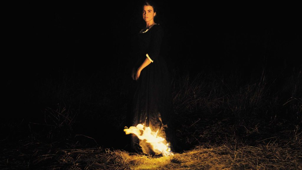 Adele Haenel stars in A Portrait Of A Lady On Fire, directed by Celine Sciamma. Copyright: Curzon Artificial Eye.