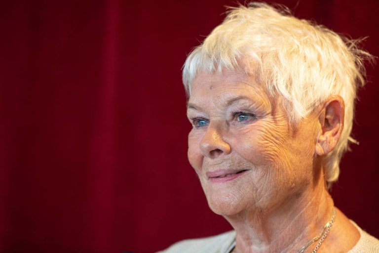 Judi Dench: I Remember It Well