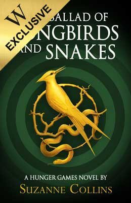 Celebrate 'The Ballad of Songbirds and Snakes' with Waterstones
