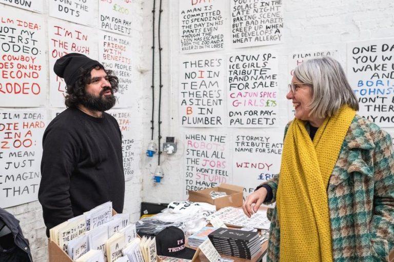 DIY Art Market