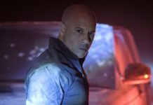 Vin Diesel as Bloodshot in Bloodshot, directed by David SF Wilson. Photo: Graham Bartholomew. Copyright: 2019 CTMG, Inc. All Rights Reserved.