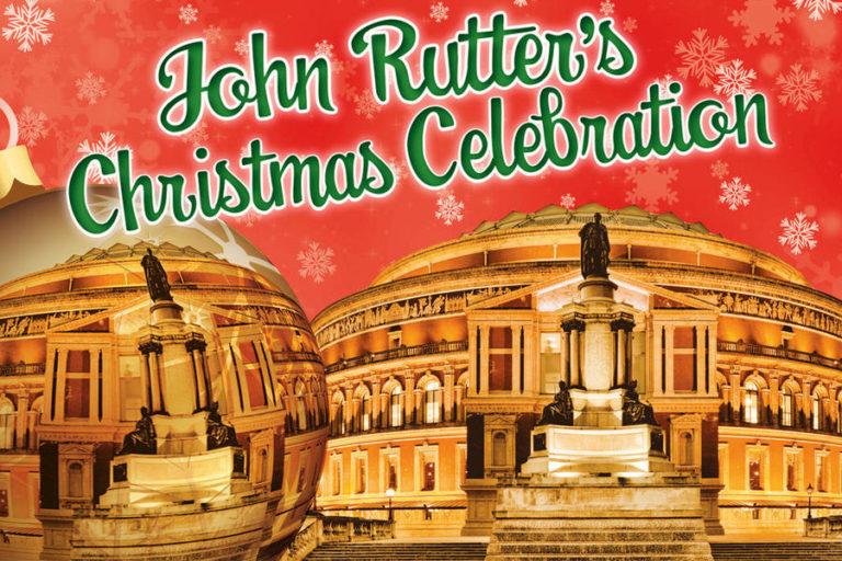 Royal Philharmonic Orchestra: John Rutter's Christmas Celebration
