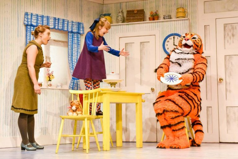 The Tiger Who Came To Tea (Over 3s)