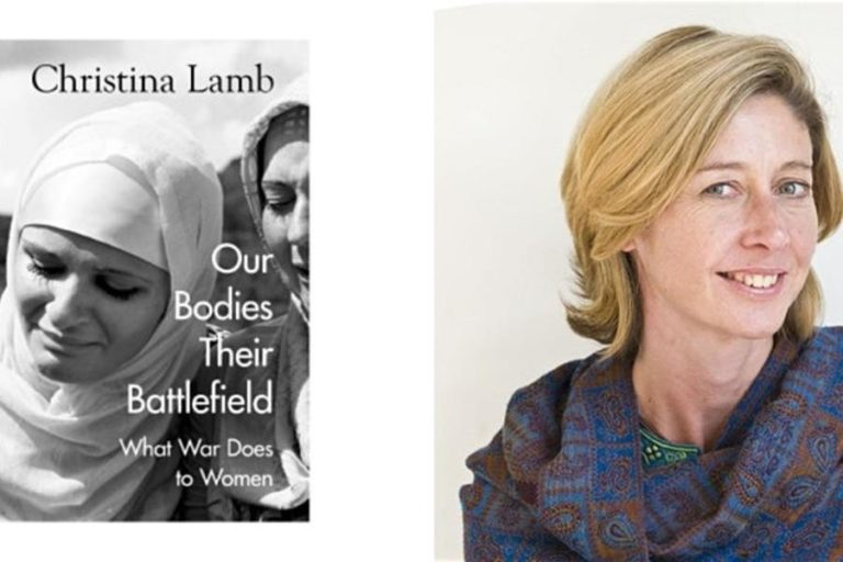 Our Bodies, Their Battlefield: Christina Lamb in conversation