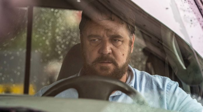 Russell Crowe as Tom in Unhinged, directed by Derrick Borte. Photo: Skip Bolen. Copyright: Altitude Film Distribution/Unhinged Film Holdings LLC. All Rights Reserved.