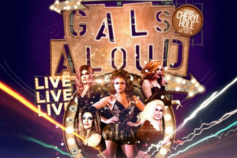 Gals Aloud – Live At The Drive In