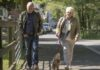 Dave Johns as Dave and Alison Steadman as Fern in 23 Walks, directed by Paul Morrison. Photo: Nick Wall. Copyright: Parkland Entertainment. All Rights Reserved.