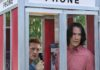 Alex Winter as Bill S Preston and Keanu Reeves as Ted Logan in Bill & Ted Face The Music, directed by Dean Parisot. Photo: Patti Perret. Copyright: 2020 Warner Bros. Entertainment. All Rights Reserved.