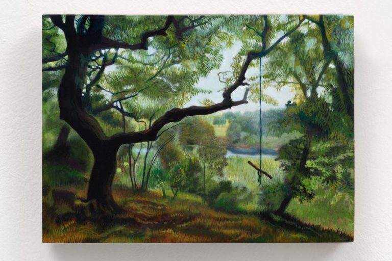 Mark Fairnington: The Landscape Room