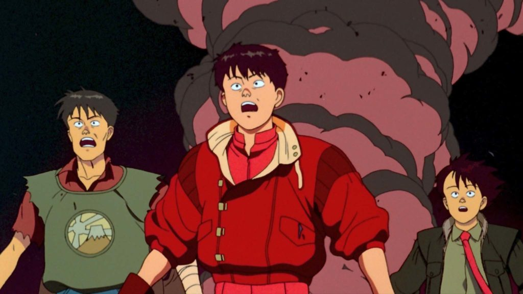 Akira directed by Katsuhiro Ohtomo. Copyright: Manga Entertainment Ltd. All Rights Reserved.