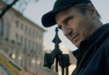 Liam Neeson as Tom Carter in Honest Thief, directed by Mark Williams. Copyright: Signature Entertainment. All Rights Reserved.