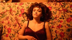 Olivia Cooke as Pixie in Pixie, directed by Barnaby Thompson. Photo: Aidan Monaghan. Copyright: Paramount Pictures. All Rights Reserved.