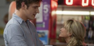 Bo Burnham as Ryan and Carey Mulligan as Cassandra in Promising Young Woman, directed by Emerald Fennell. Photo: Merie Weismiller Wallace. Copyright: 2019 Focus Features/Promising Woman, LLC. All Rights Reserved.