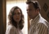 Vera Farmiga as Lorraine Warren and Patrick Wilson as Ed Warren in The Conjuring: The Devil Made Me Do It, directed by Michael Chaves. Photo: Ben Rothstein. Copyright: 2019 Warner Bros. Entertainment Inc. All Rights Reserved.