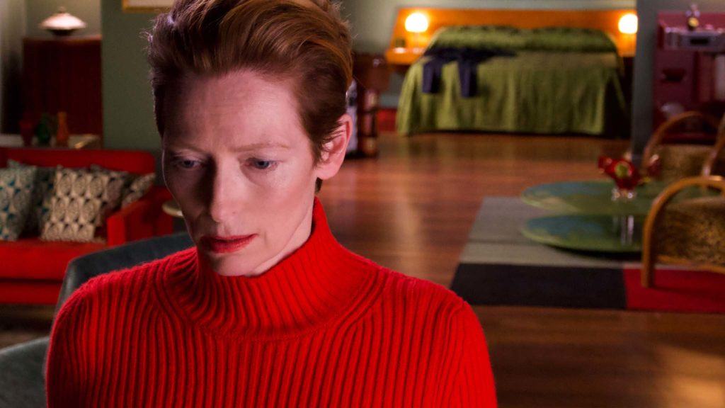 Tilda Swinton in The Human Voice, directed by Pedro Almodovar. Copyright: Pathe Film Distribution. All Rights Reserved.