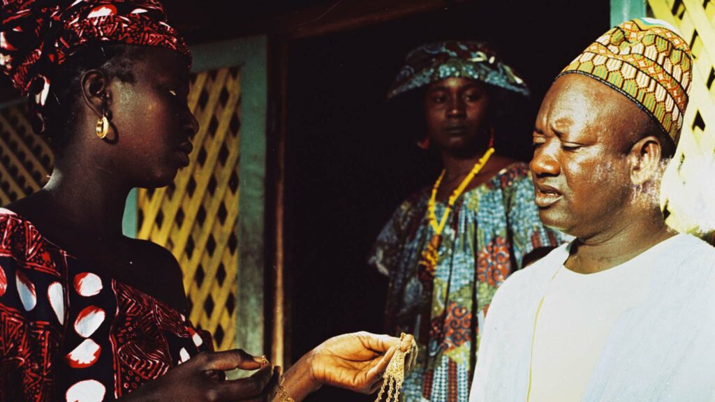 Mandabi directed by Ousmane Sembene. Copyright: Independent Cinema Office/StudioCanal. All Rights Reserved.