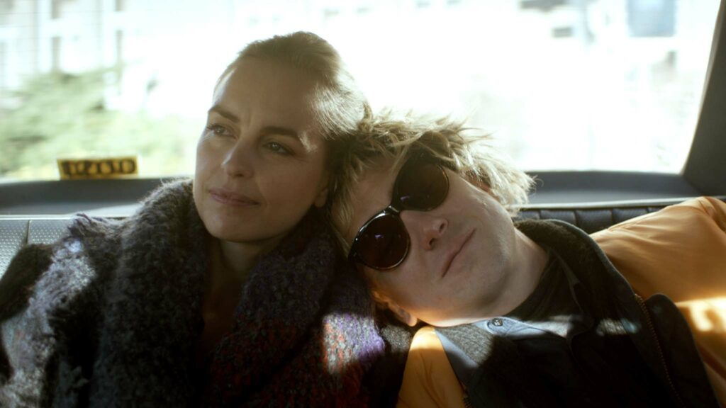 Nina Hoss and Lars Eidinger in My Little Sister, directed by Stephanie Chuat and Veronique Reymond. Copyright: 606 Distribution. All Rights Reserved.