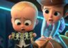 The Boss Baby/Ted Templeton (voiced by Alec Baldwin) and young Tim Templeton (James Marsden) in The Boss Baby 2: Family Business, directed by Tom McGrath. Copyright: 2020 DreamWorks Animation LLC. All Rights Reserved.